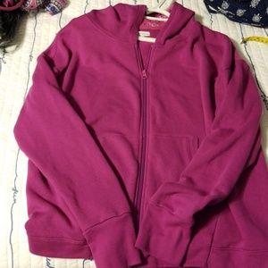 Vera Bradley pink hoodie